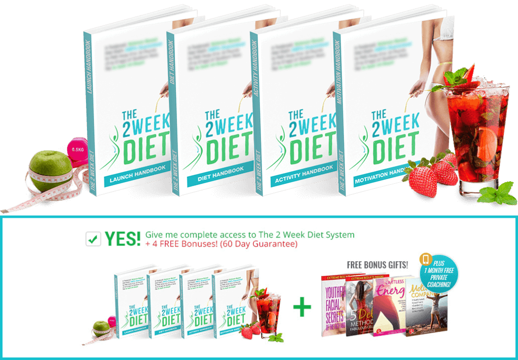 2 Week Diet Review by Brian Flatt - Products Review - Medium