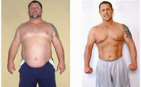 Success Weight Loss Story: Police Officer Booking His Own Success